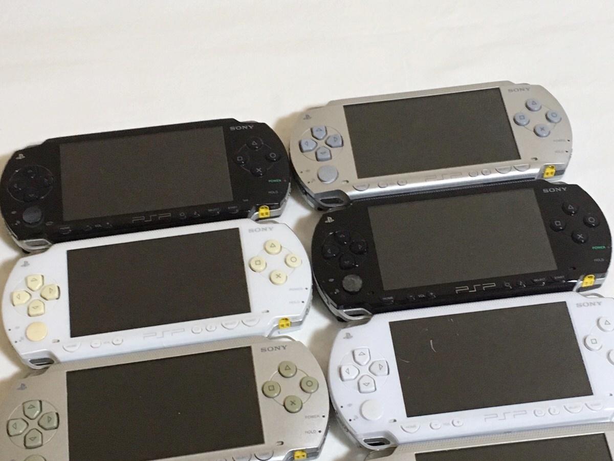 ★ジャンク★ SONY PSP-1000 本体 まとめて 10台セット ★1円スタート★_画像4
