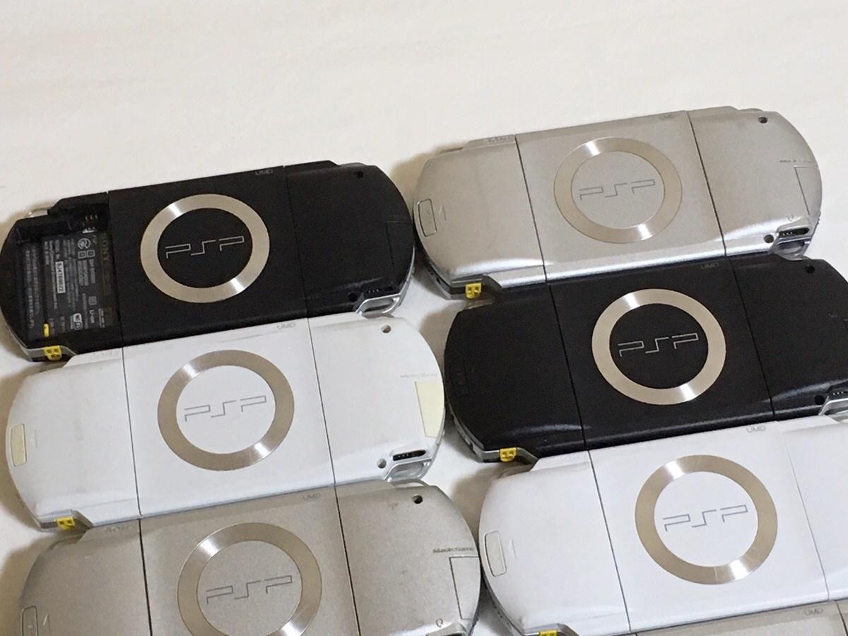 ★ジャンク★ SONY PSP-1000 本体 まとめて 10台セット ★1円スタート★_画像6