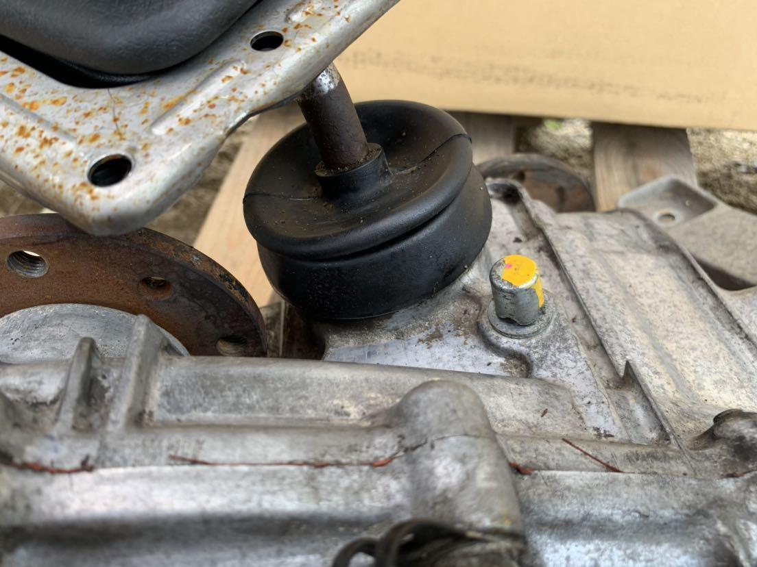 スズキ 14年式 ジムニー JB23W 4型 純正 トランスファー K6Aターボ 4WD MT _画像4