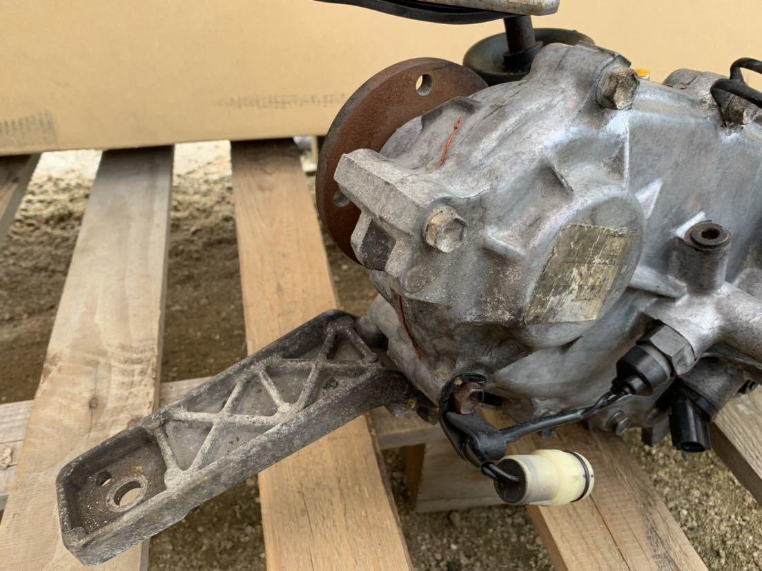 スズキ 14年式 ジムニー JB23W 4型 純正 トランスファー K6Aターボ 4WD MT _画像3
