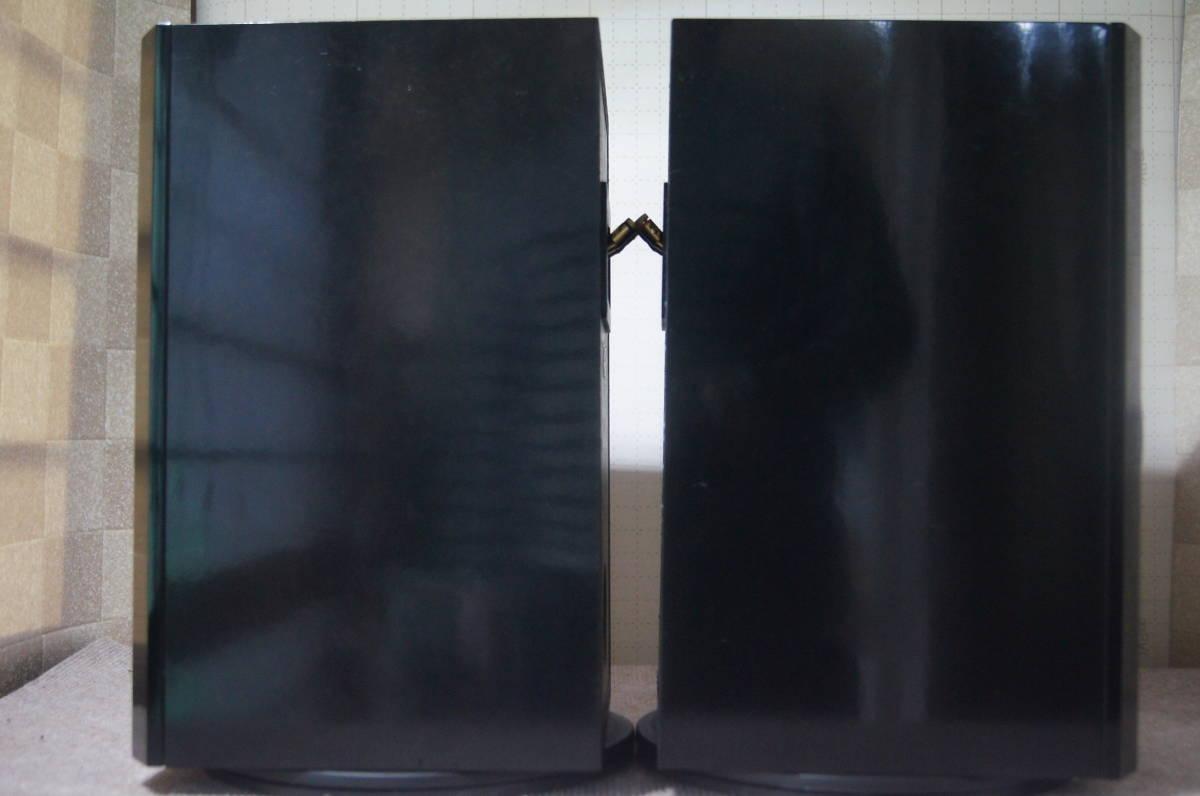 完動良品です♪動作保証あります☆ピアノブラック鏡面仕上げのゴージャスなアートな世界☆鮮烈美音LS-E7ペアです♪美麗WAX済_画像4