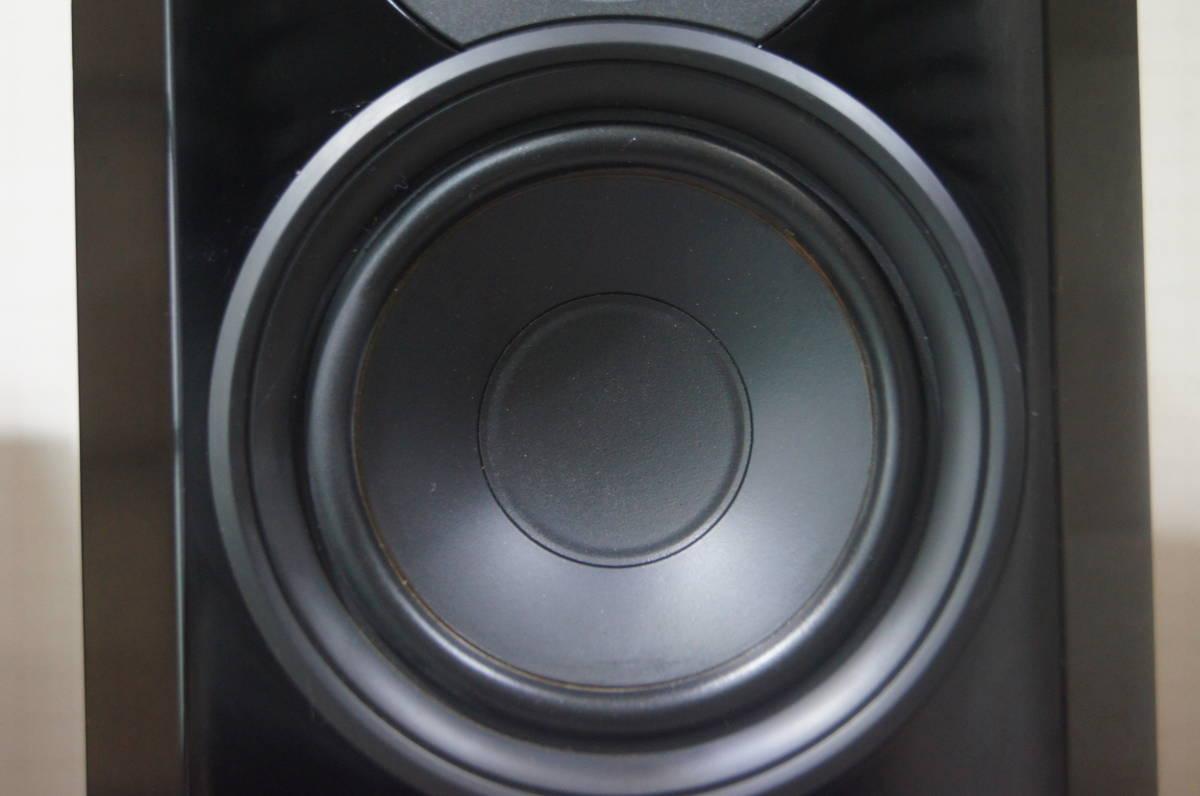 完動良品です♪動作保証あります☆ピアノブラック鏡面仕上げのゴージャスなアートな世界☆鮮烈美音LS-E7ペアです♪美麗WAX済_画像9