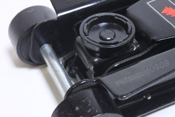 低床 フロアジャッキ ガレージジャッキ ローダウン車に最適 2.5トン 2500KG 2.5t 訳あり_画像7