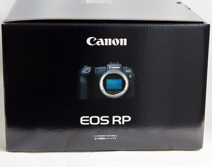 【新品未開封】Canon EOS RP ボディ ブラック 最新フルサイズ ミラーレス一眼カメラ キヤノン全員貰えるキャンペーン応募可 納品書付_画像7