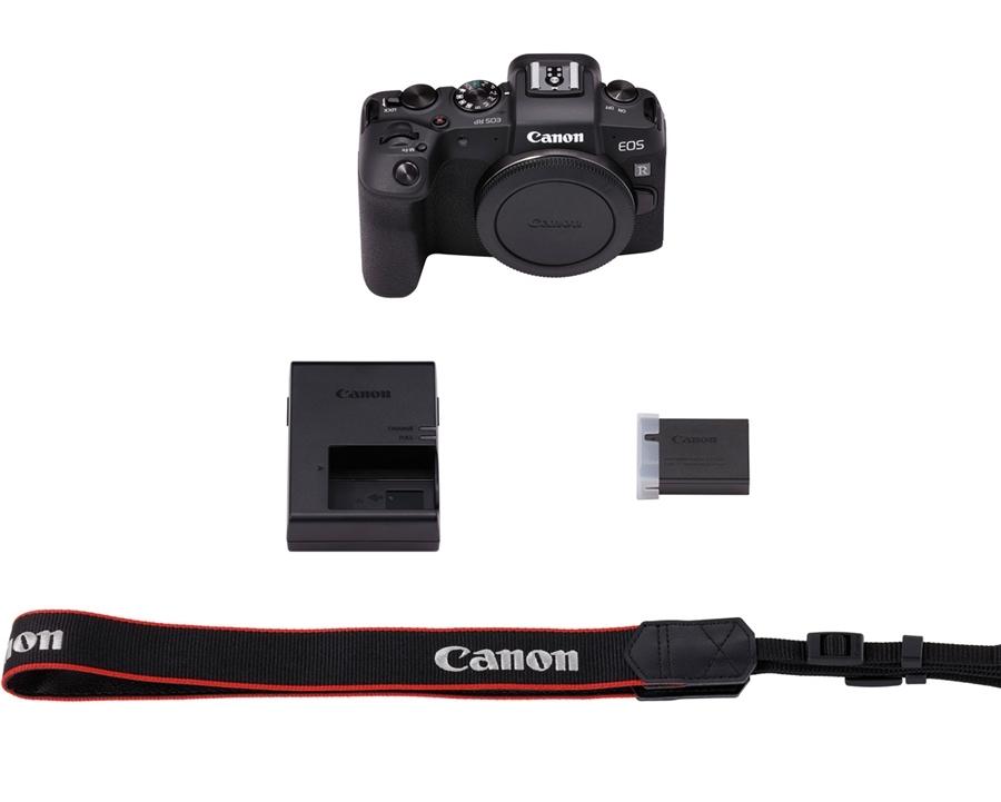 【新品未開封】Canon EOS RP ボディ ブラック 最新フルサイズ ミラーレス一眼カメラ キヤノン全員貰えるキャンペーン応募可 納品書付_画像6