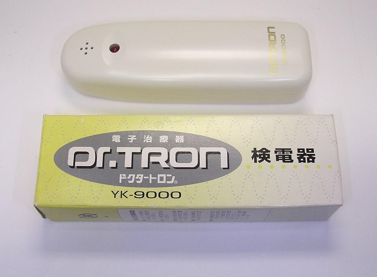 ●電子治療器 ドクタートロン 検電器 YK-9000_画像4