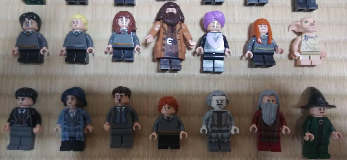 【レゴ】LEGO ハリー・ポッター ミニフィグ (レゴ 人形セット)_画像3
