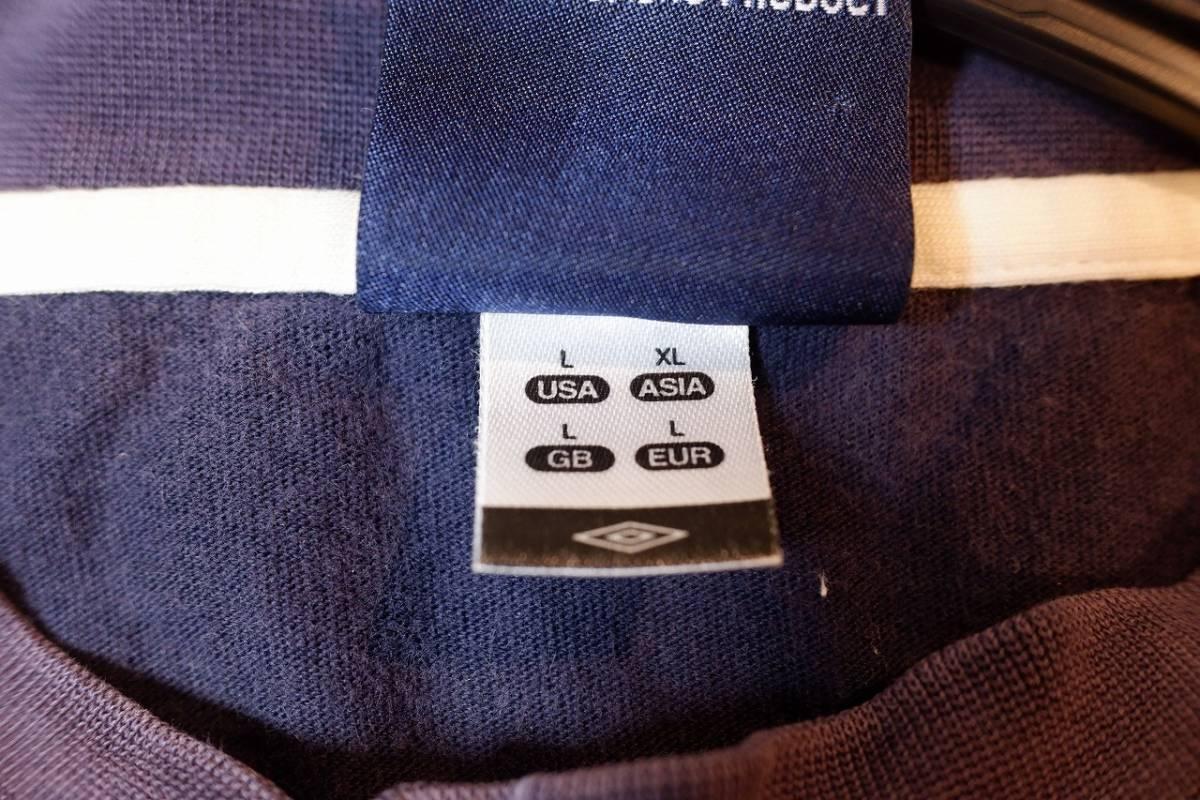 中古 Umbro イングランド代表 Tシャツ XLサイズ_画像3