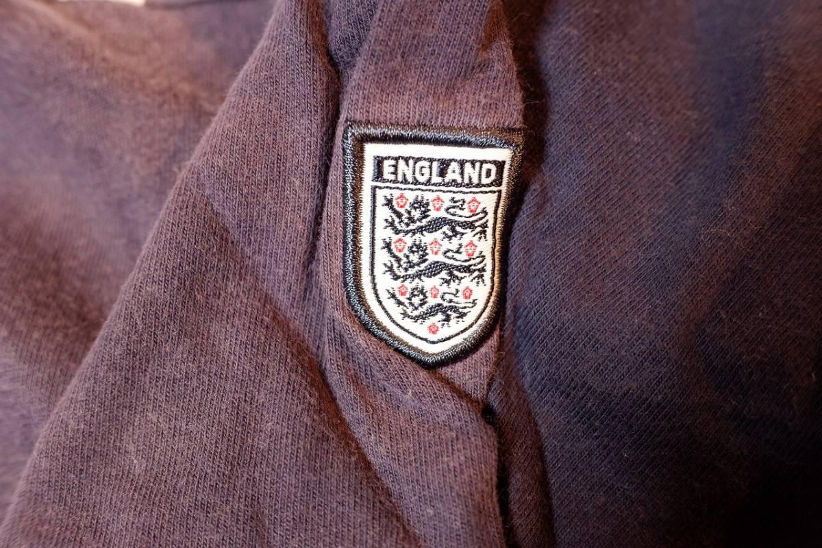 中古 Umbro イングランド代表 Tシャツ XLサイズ_画像4