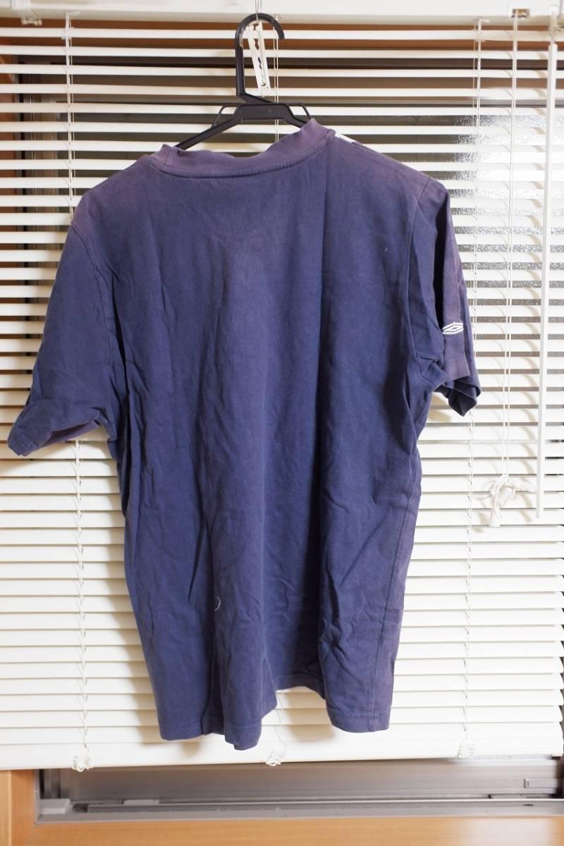 中古 Umbro イングランド代表 Tシャツ XLサイズ_画像2