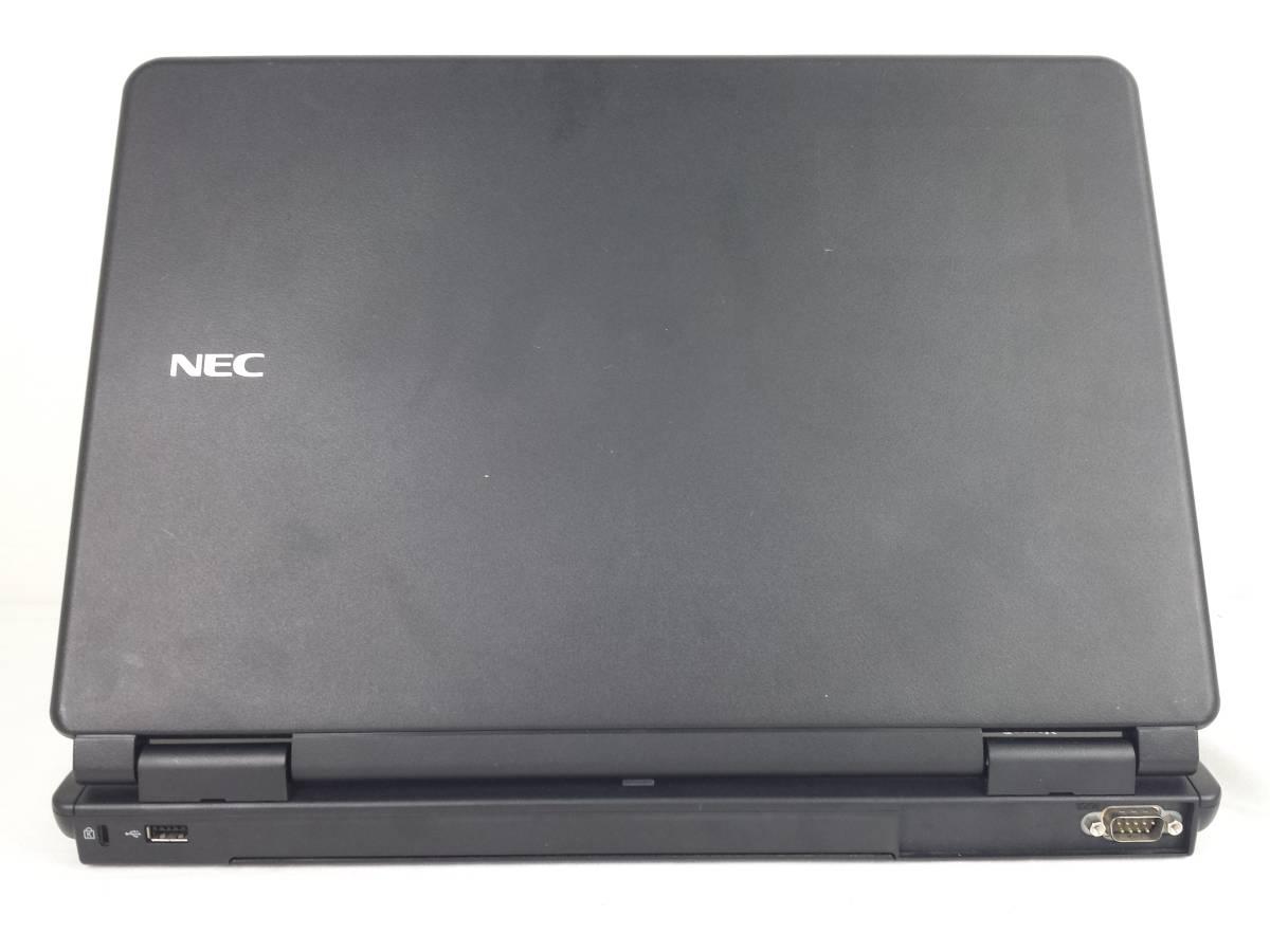 ジャンク品 NEC VersaPro VX-F/Core i5-3210M(2.5GHz)/メモリ・HDD無し/DVDスーパーマルチ/15.6型液晶/無線LAN_画像8