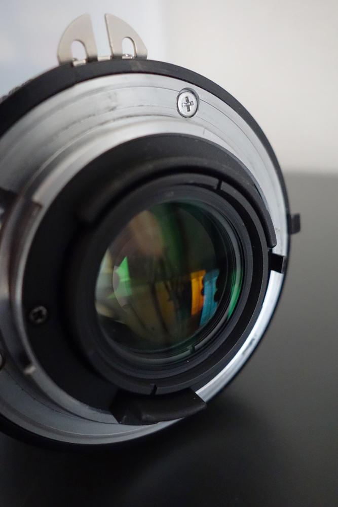 ニコン Nikon Ai-s 24mm F2_画像4