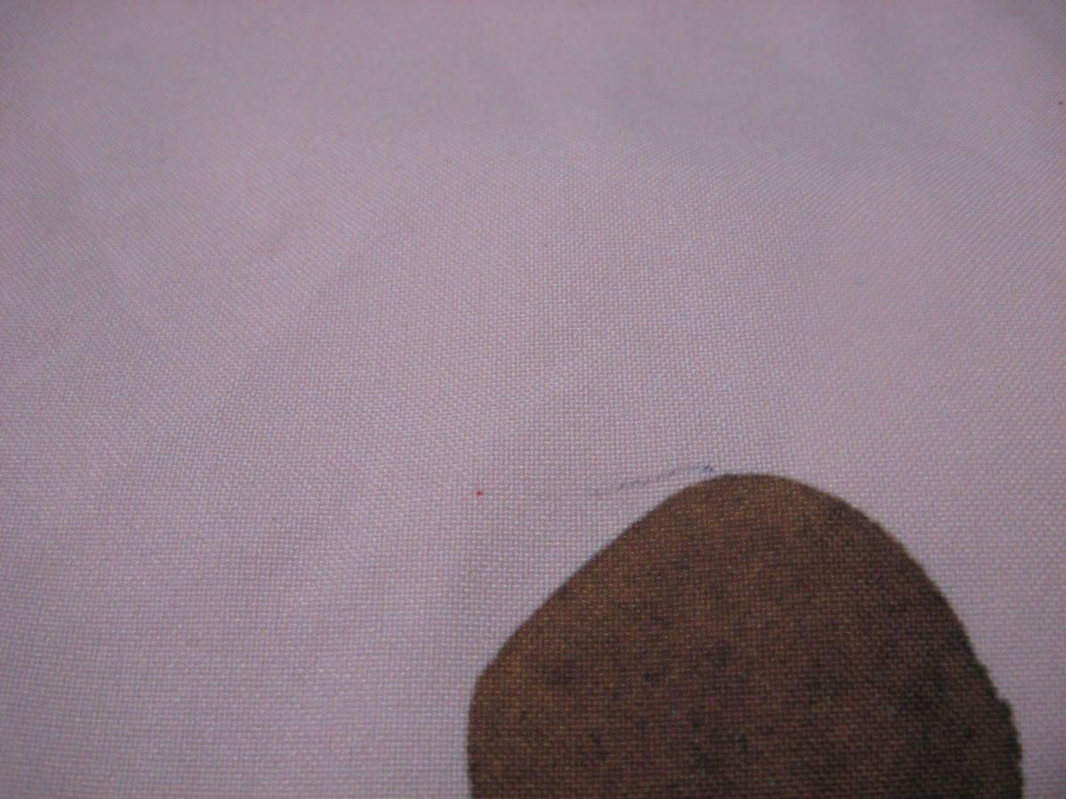 くまのがっこう エプロン ピンク中古品_画像3