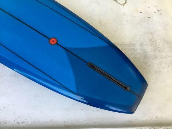 Used 9'4 TUDOR SURFBOARDS チューダー サーフボード クラシックスクエア_画像5