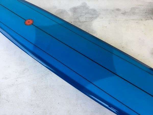 Used 9'4 TUDOR SURFBOARDS チューダー サーフボード クラシックスクエア_画像3