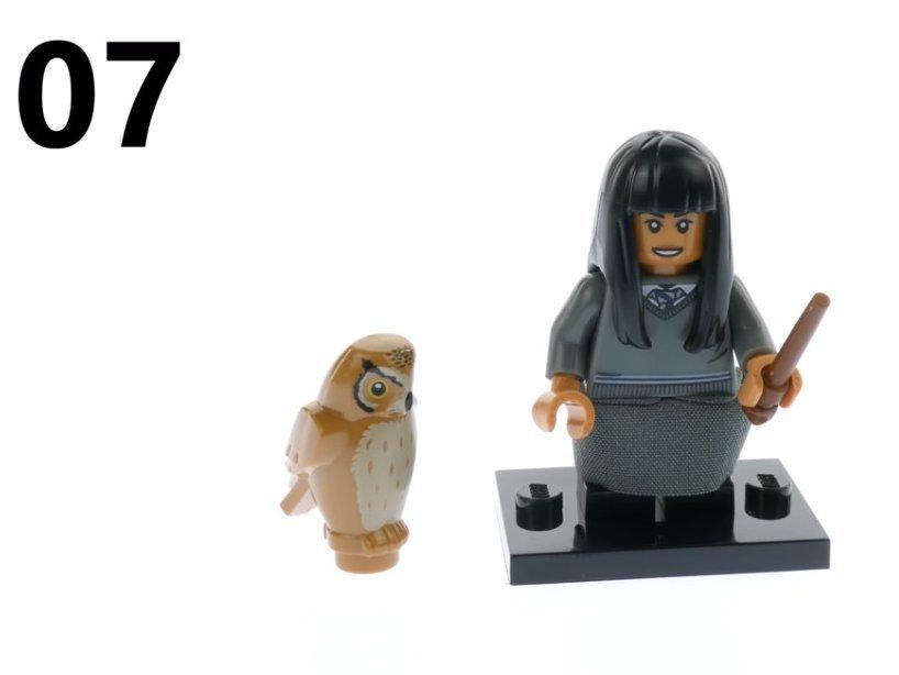 新品未組立 レゴ 71022 ミニフィギュア ハリー・ポッター チョウ・チャン No.7 LEGO ミニフィグ