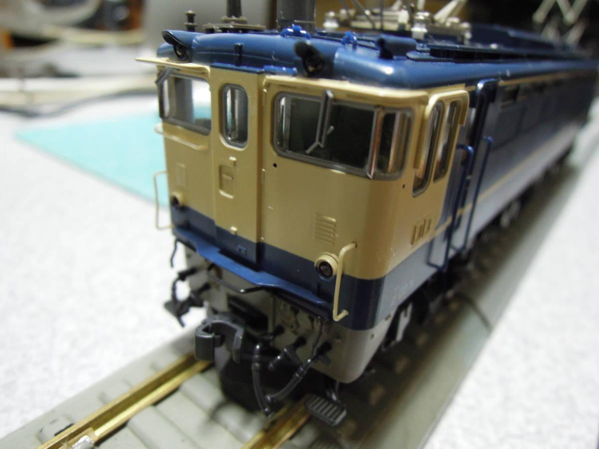 HOゲージ KATO EF65 1000番台(前期型)_画像6