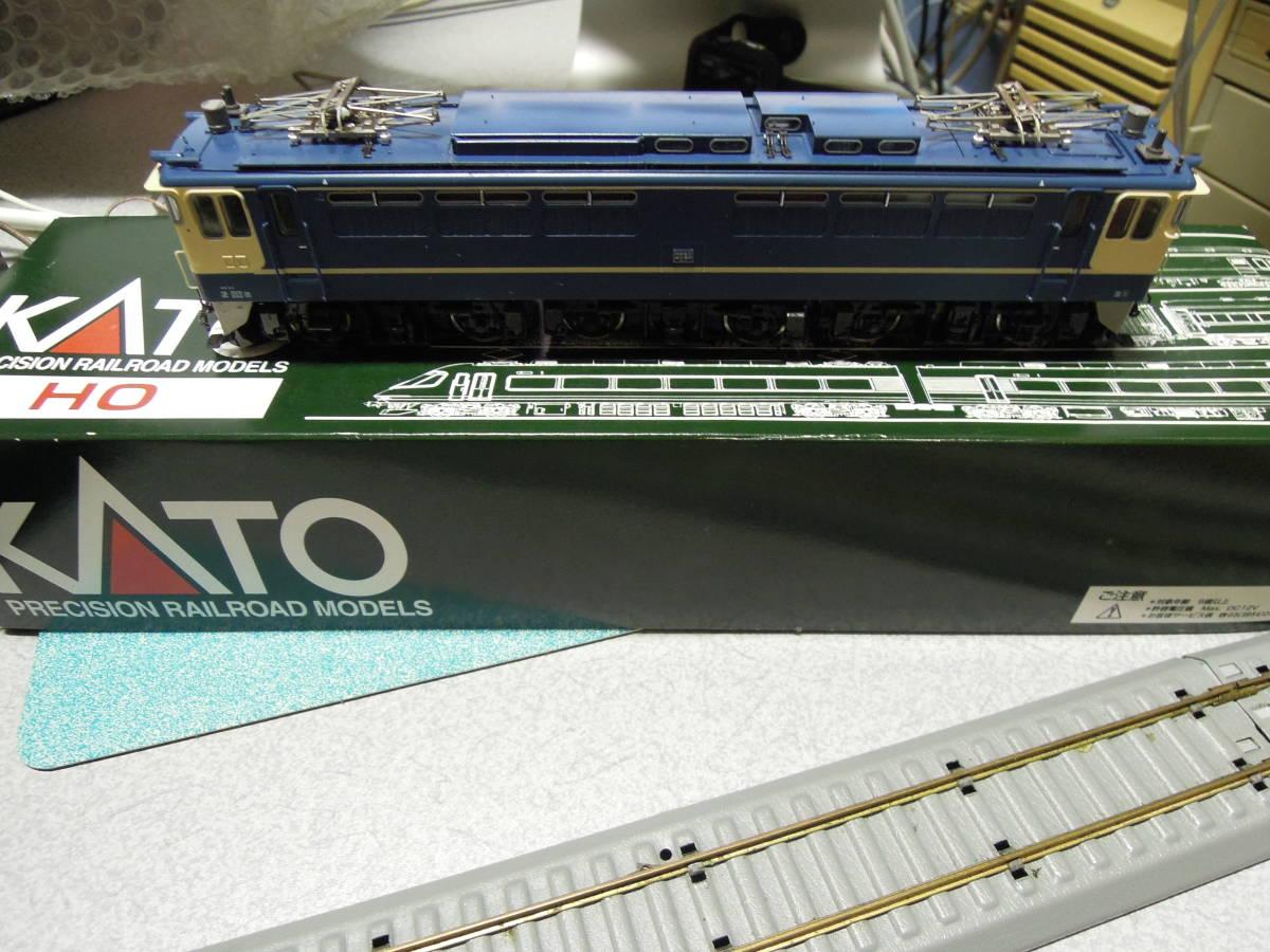 HOゲージ KATO EF65 1000番台(前期型)_画像5