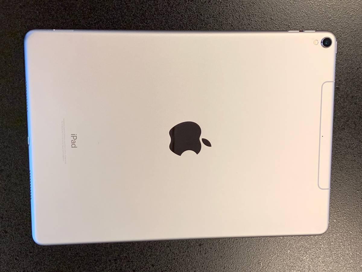 Apple iPad Pro 10.5インチ Wi-Fi + cellular 256GB スペースグレー Apple pencil 、キーボード他付_画像3