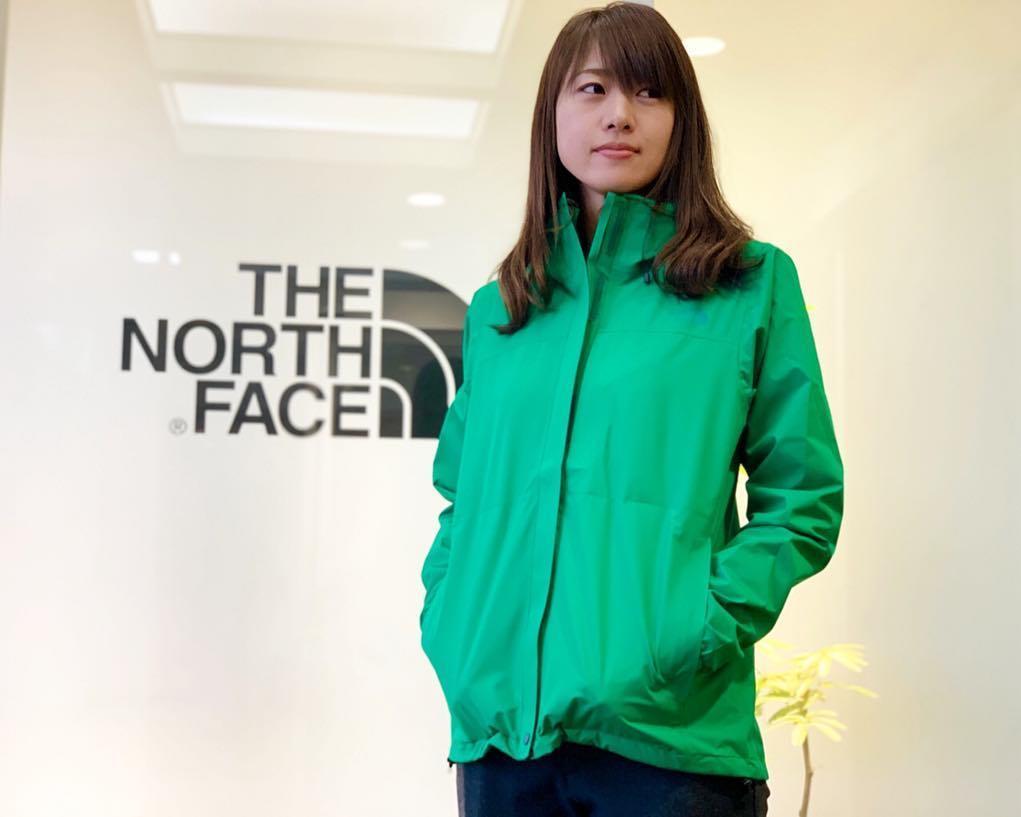 ザ・ノース・フェイス THE NORTH FACE クラウドジャケット GORE-TEXR Paclite レディース 2019SS 美品_画像2