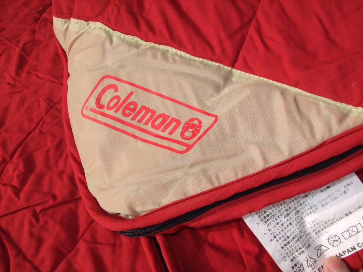 ◆Coleman/コールマン CANDY BAG(クッション/ゲーム/キルトバッグ)1つで3役◆ _画像7