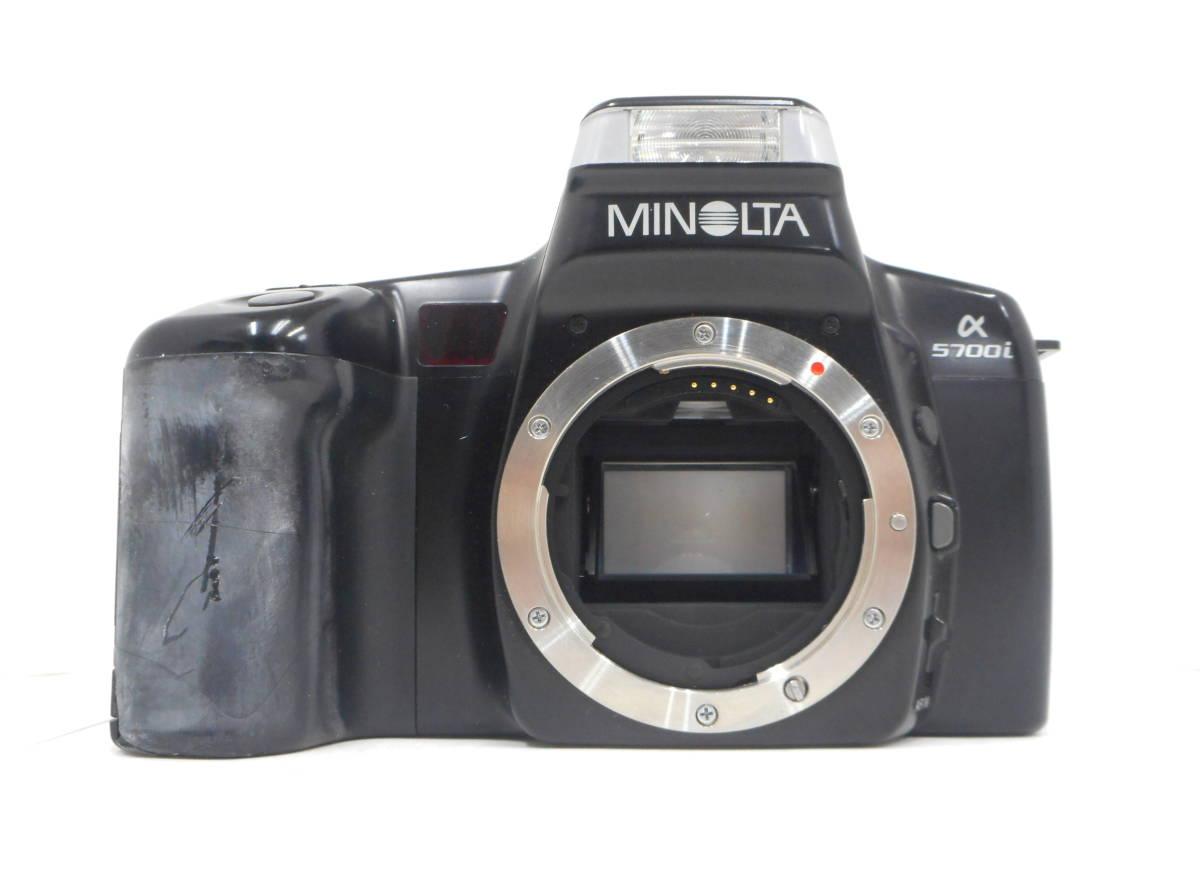 ☆MINOLTA/ミノルタ α5700i フィルムカメラ ボディのみ 一眼レフ オートフォーカス☆_画像1