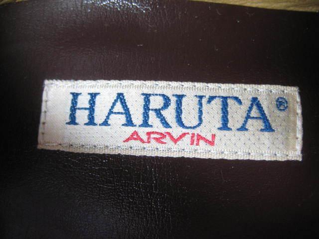 HARUTA ARVIN ハルタ ジャマイカ 22.5 EEE USED_画像10