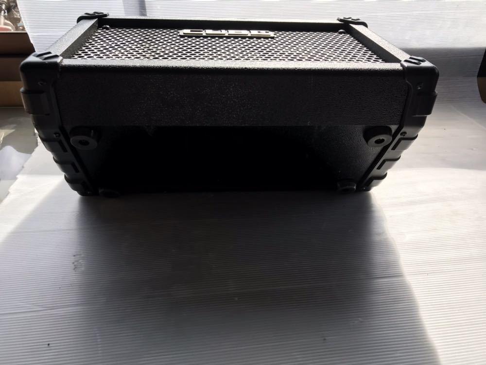 Roland/ローランド CUBE/キューブ Street Battery-Powered Stereo Amp アンプ_画像2