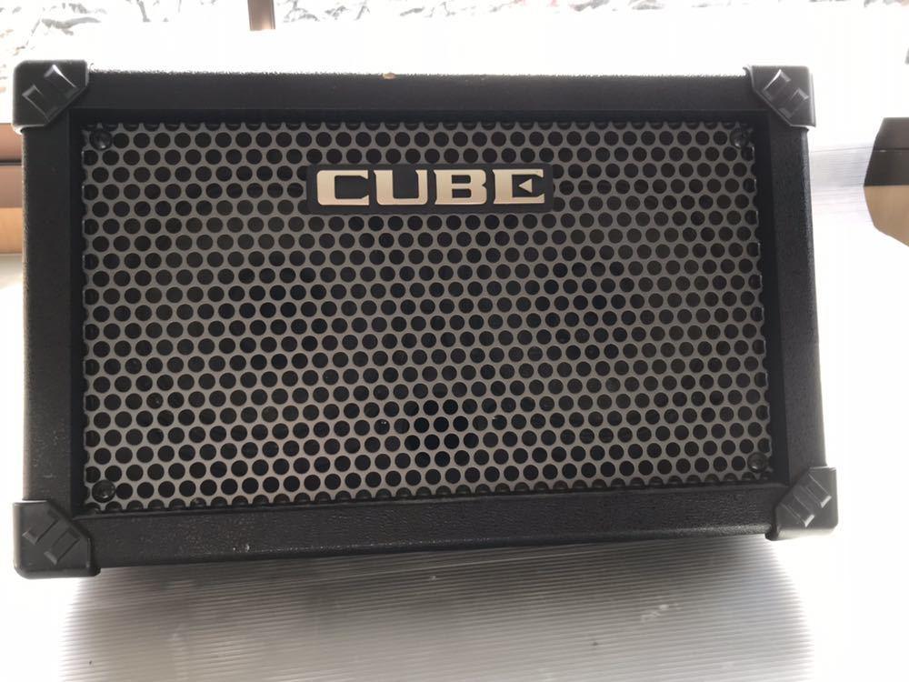 Roland/ローランド CUBE/キューブ Street Battery-Powered Stereo Amp アンプ