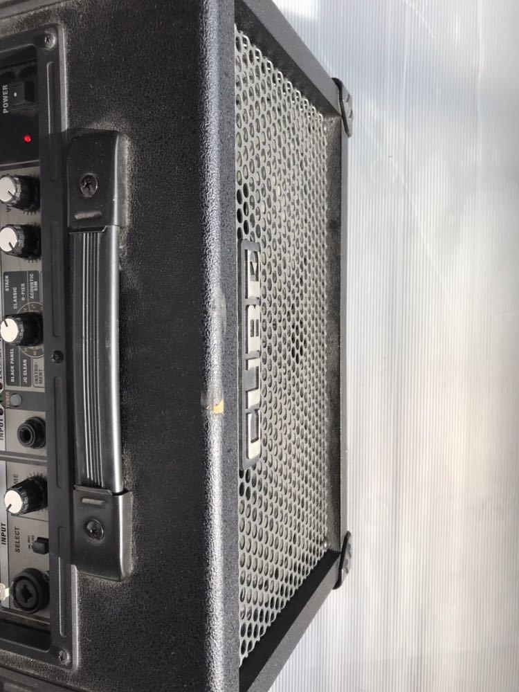 Roland/ローランド CUBE/キューブ Street Battery-Powered Stereo Amp アンプ_画像4