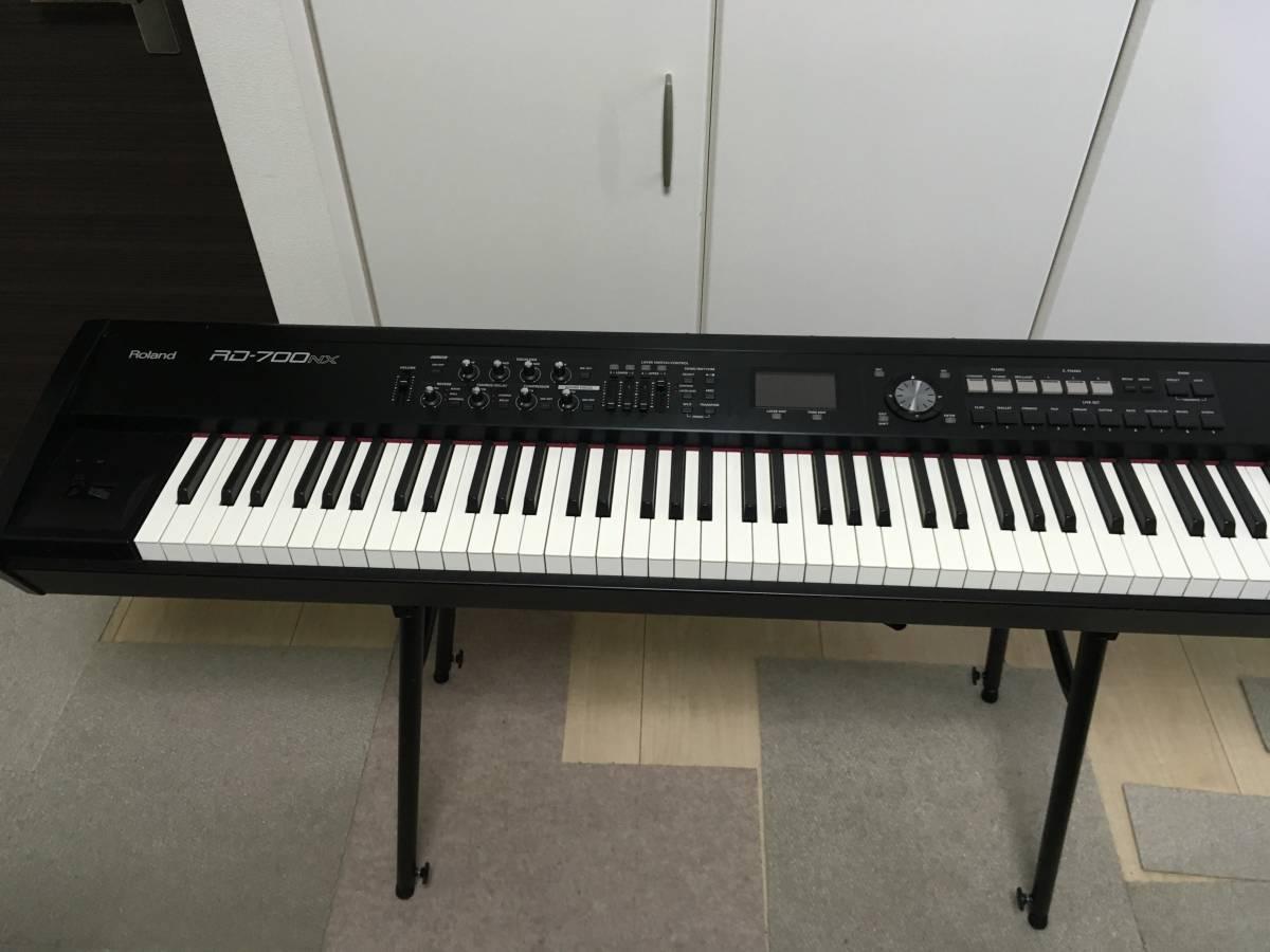 Roland RD-700NX ローランド 電子ピアノ【中古 一部難あり】