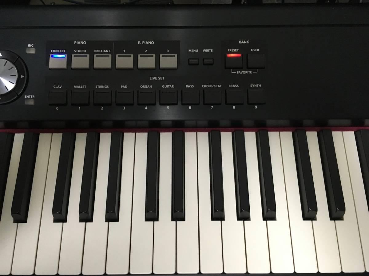 Roland RD-700NX ローランド 電子ピアノ【中古 一部難あり】_画像6