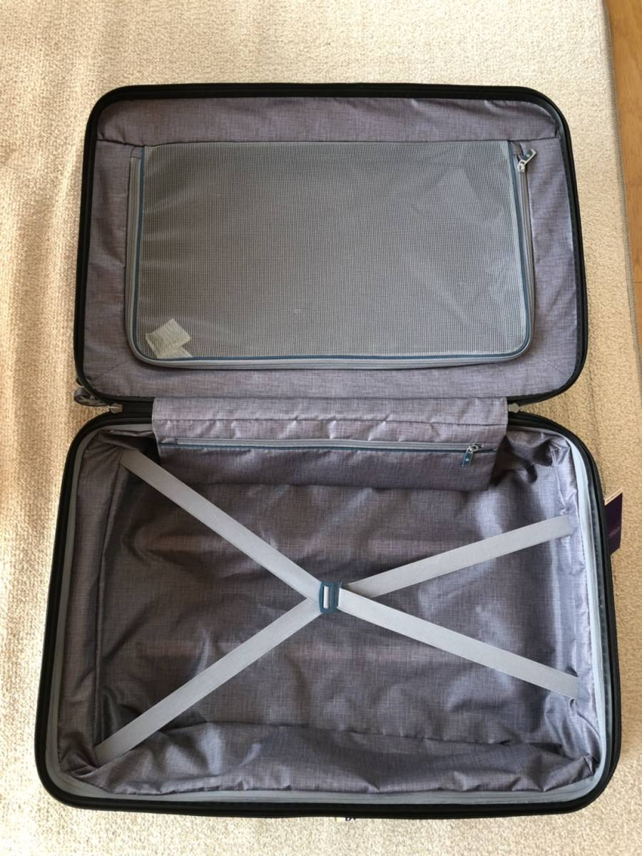 【新品未使用】サムソナイト/Somsonite スーツケース STARFIRE SPINNER 69/25 おまけつき_画像4