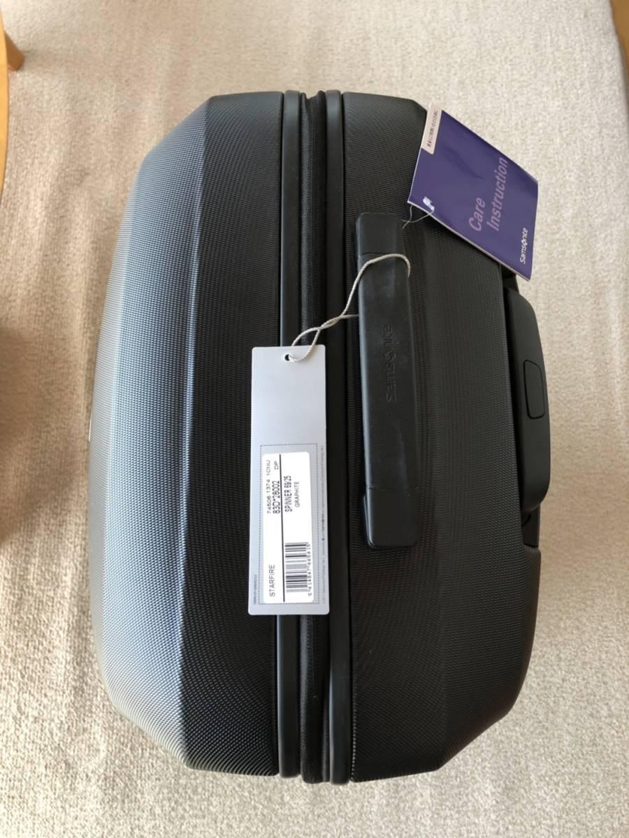 【新品未使用】サムソナイト/Somsonite スーツケース STARFIRE SPINNER 69/25 おまけつき_画像3