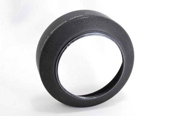 Zenza Bronica●S2/EC 75㎜、80㎜、100㎜レンズ用●ねじ込み式 メタル レンズ フード●67㎜径_画像7