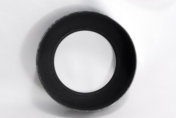 Zenza Bronica●S2/EC 75㎜、80㎜、100㎜レンズ用●ねじ込み式 メタル レンズ フード●67㎜径_画像3