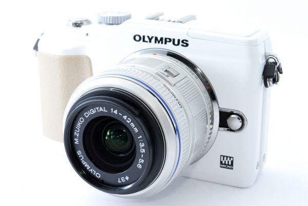◆新品級◆OLYMPUS E-PL2 レンズキット 【#ea0301】_画像2