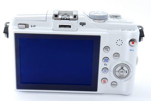 ◆新品級◆OLYMPUS E-PL2 レンズキット 【#ea0301】_画像8