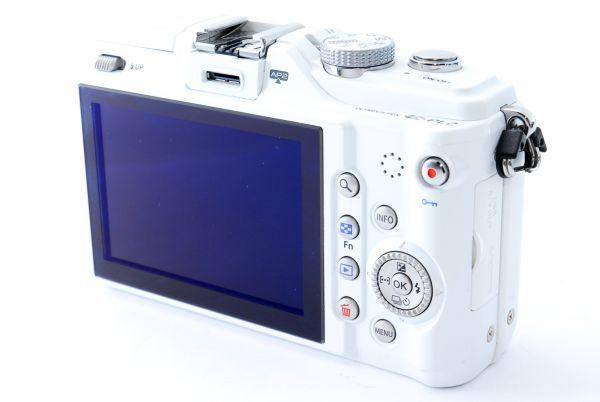 ◆新品級◆OLYMPUS E-PL2 レンズキット 【#ea0301】_画像9