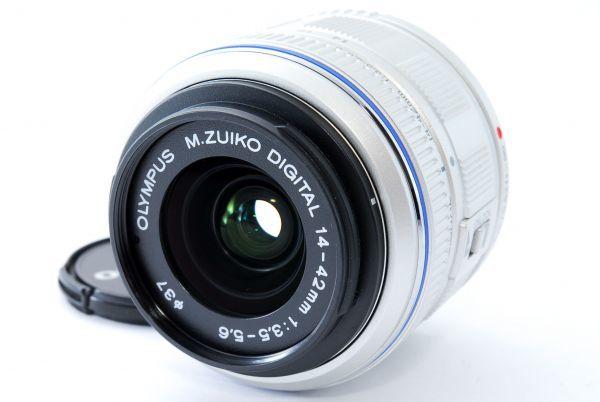 ◆新品級◆OLYMPUS E-PL2 レンズキット 【#ea0301】_画像6