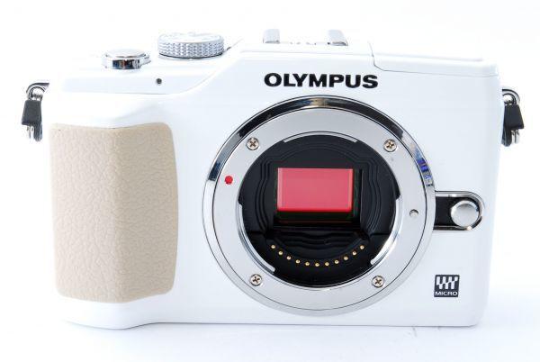 ◆新品級◆OLYMPUS E-PL2 レンズキット 【#ea0301】_画像3