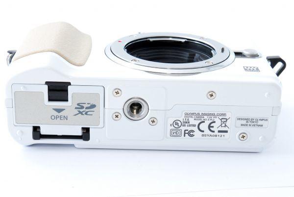 ◆新品級◆OLYMPUS E-PL2 レンズキット 【#ea0301】_画像10