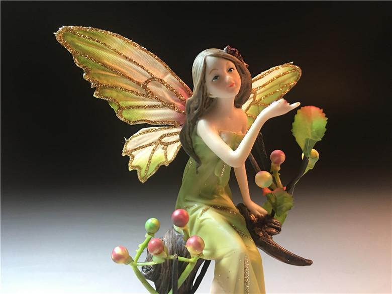 樹脂製 天使 女神 妖精 天女 女性 美人 美女 美少女 美人像 女性像  ヌード インテリア 置物
