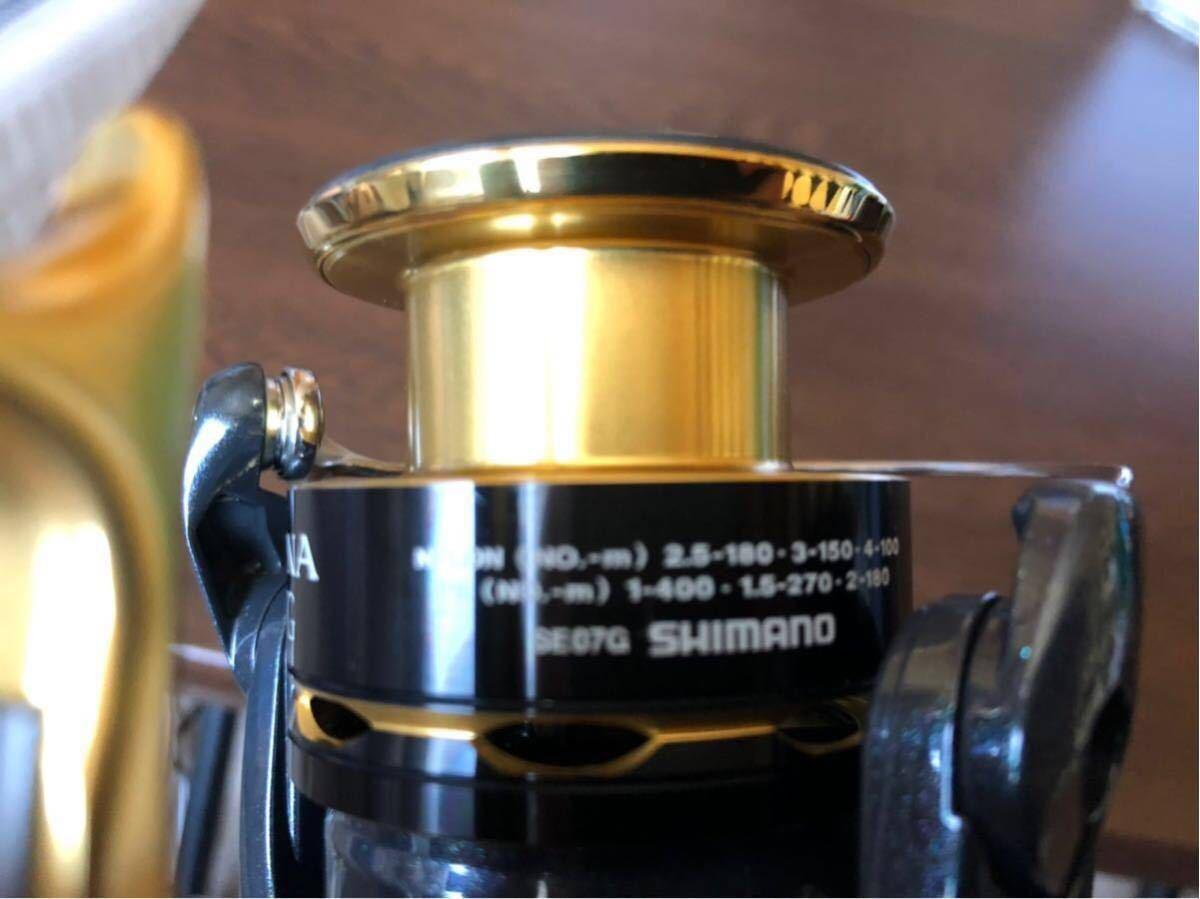 シマノ デスピナ C3000DHG キザクラ ウキ セット_画像5