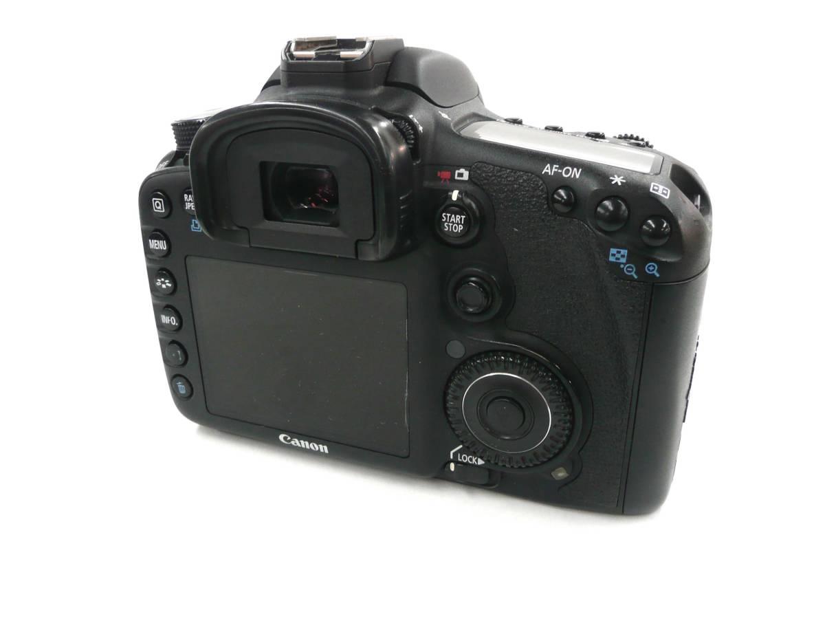 【ジャンク カメラ】 Canon EOS 7D ボディ キヤノン (J677M) _画像2