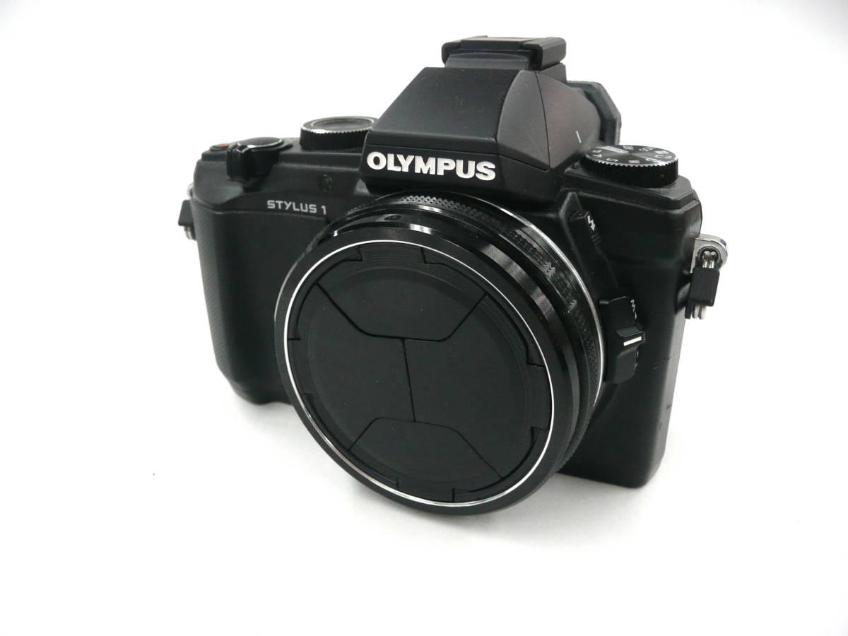【ジャンク カメラ】 OLYMPUS STYLUS1 オリンパス (J682M)