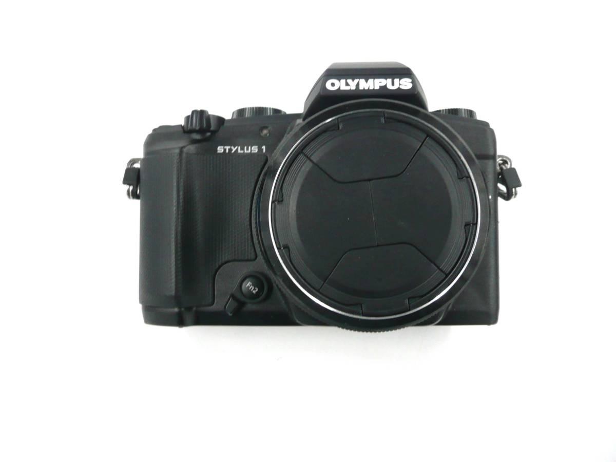 【ジャンク カメラ】 OLYMPUS STYLUS1 オリンパス (J682M) _画像3