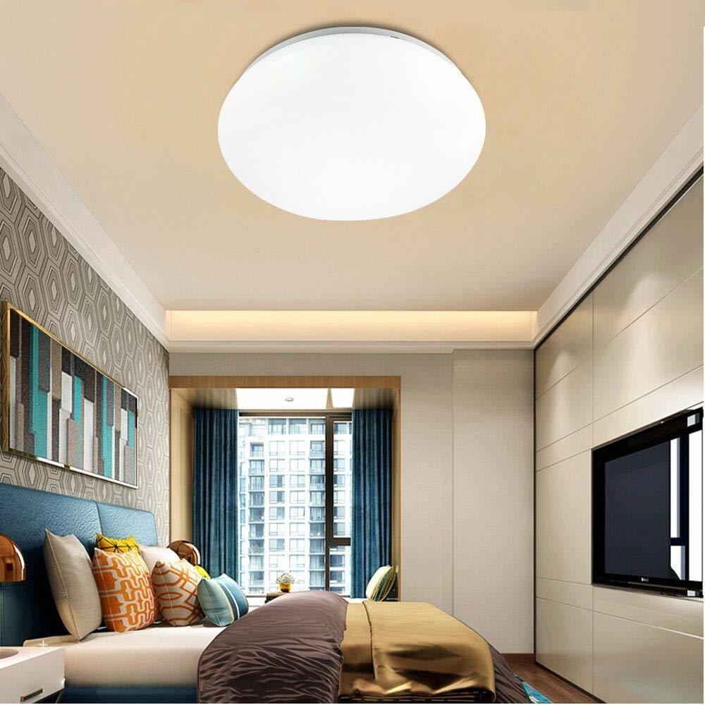 新品●Focondot LEDシーリングライト 24W 天井ライト ~6畳 照明器具 調光タイプ リモコン付き 引っ掛け式 PSE認証済 6000K (24W) U4193_画像7