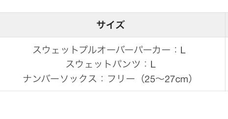 ☆2019開幕福袋☆横浜DeNAベイスターズ スウェット上下+ソックス(No.11)_画像4