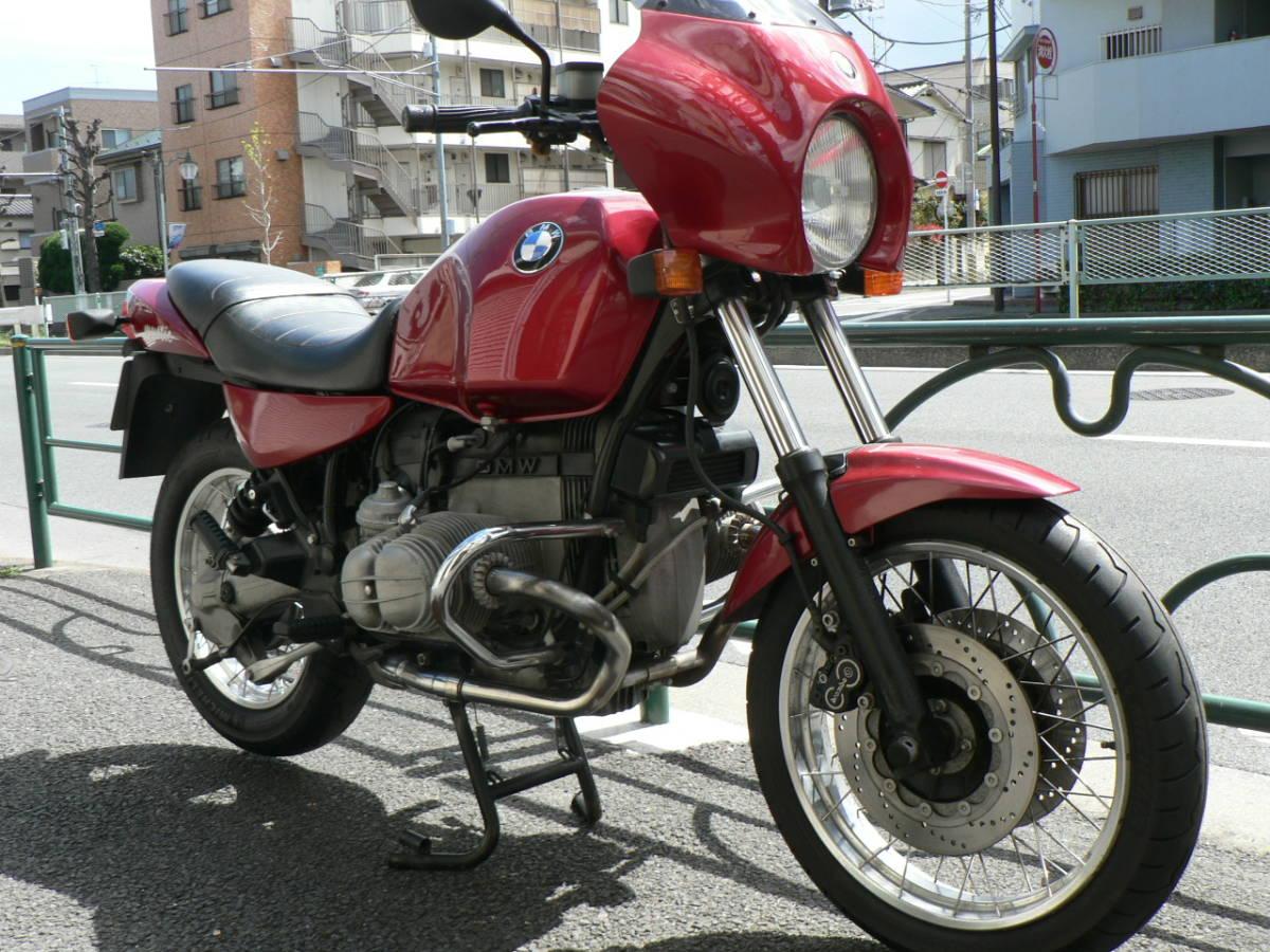 94年 BMW R100R ミスティック _画像2